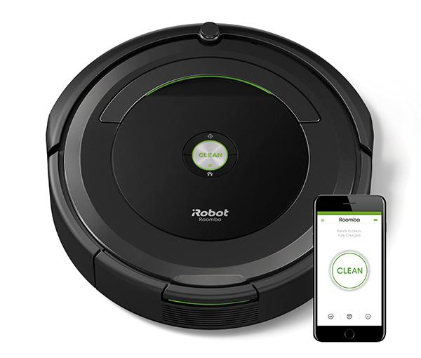 Робот-пылесоc iRobot Roomba 696 - фото 1