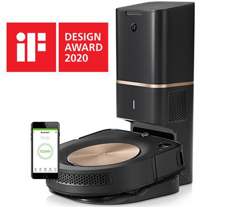 Робот-пылесоc iRobot Roomba s9+ - фото 1